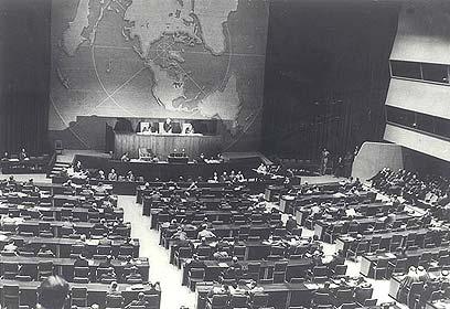 The U.N. General Assembly, November 29, 1947