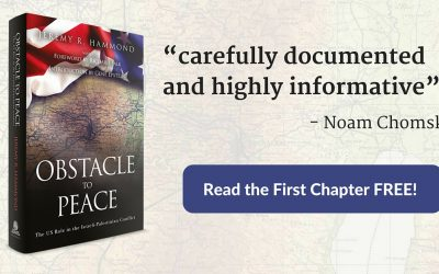 A Review of the First Chapter of Obstacle to Peace (Free to Download)
