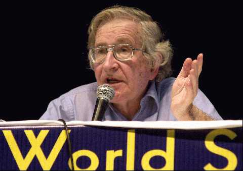 Criticism of Chomsky: Asset or Liability?