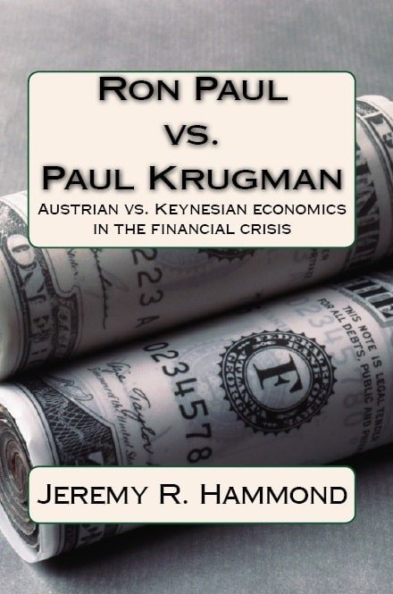 Ron Paul vs. Paul Krugman