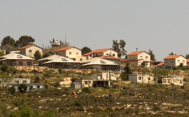 "Israeli ""Outposts"""