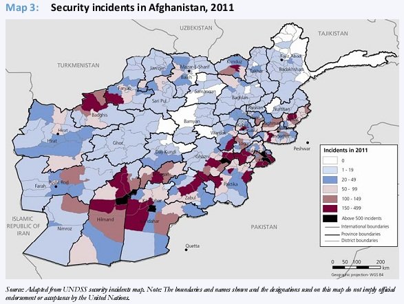 It Isn't the Taliban Trafficking Drugs Through Northern Afghanistan…
