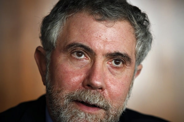 Paul Krugman: If You Don't Support Obamacare, You're Just A Cruel, Indecent, Dishonest, Sociopathic American