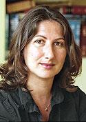 New York Times reporter Isabel Kershner