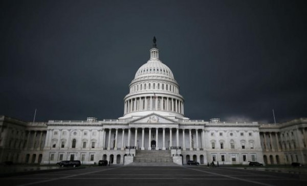 The U.S. Capitol building, June 13, 2013 (Mark Wilson/Getty Images)
