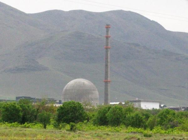 Iran's Arak nuclear reactor