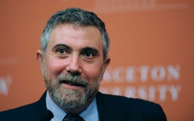 Denying Fed's Role in Housing Bubble, Paul Krugman Exposes His Intellectual Dishonesty