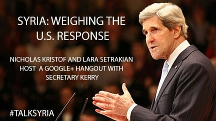 Kristof-Kerry