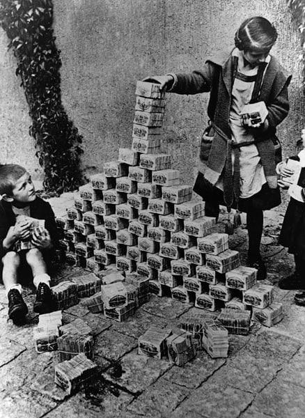 Weimar hyperinflation