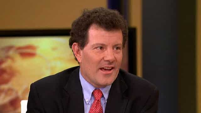 Nicholas D. Kristof Repeats the Standard Propaganda Narrative for War With Syria