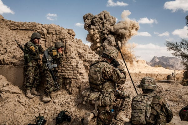 Obama Trying to Prolong Afghanistan War Just As He Did Iraq