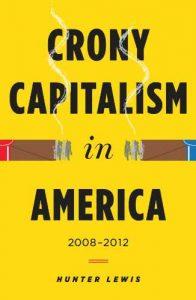 Crony Capitalism in America