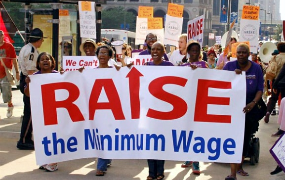 Obama's Push to Increase the Minimum Wage