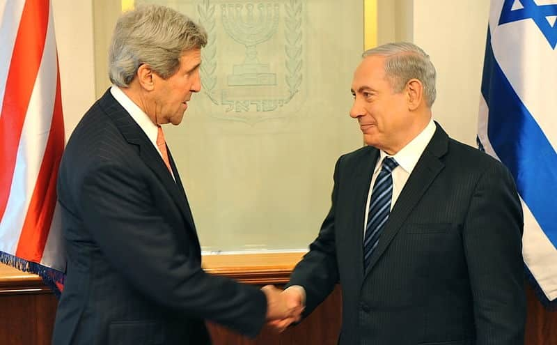 US Pressuring Palestinians to Recognize Israel as a 'Jewish State'