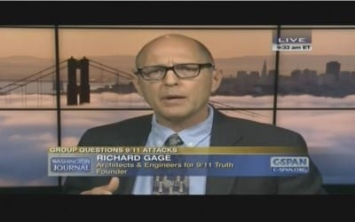 Richard Gage Discusses WTC Controlled Demolition on C-SPAN