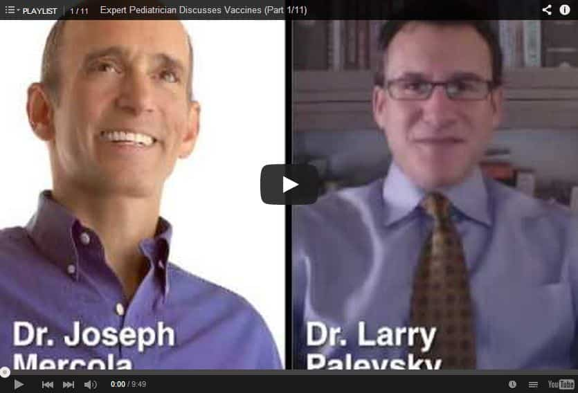Pediatrician Dr. Larry Palevsky Exposes Vaccine Myths