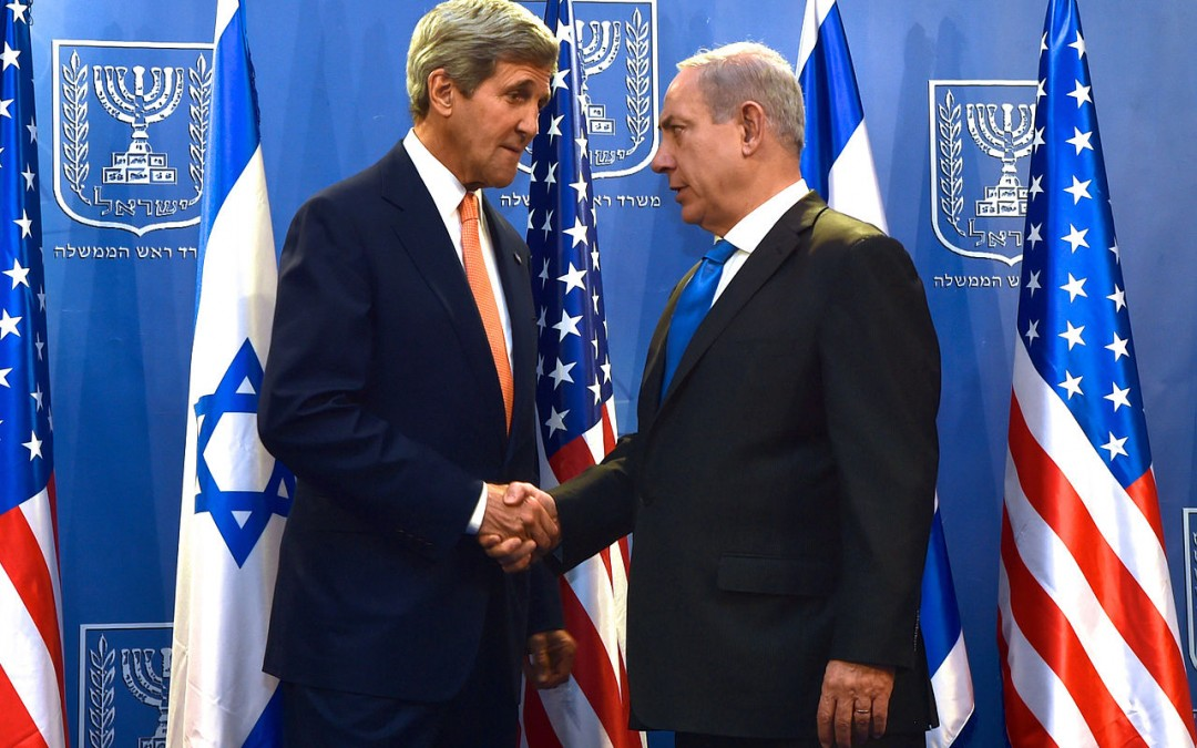 "Netanyahu's ""Flip-Flop"" and the Willful Blindness of the Mainstream Media"