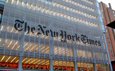 New York Times Masquerades Israeli Propaganda as Journalism on Gaza Killings