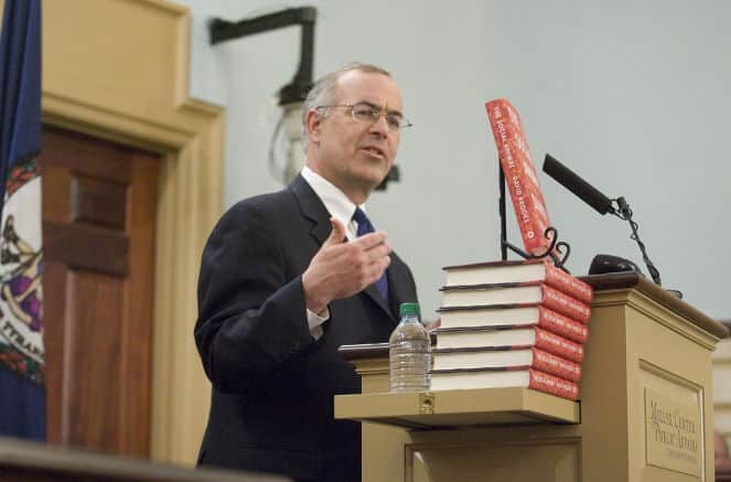 David Brooks Propagates Iraq 'Intelligence Failure' Myth for Good Reason