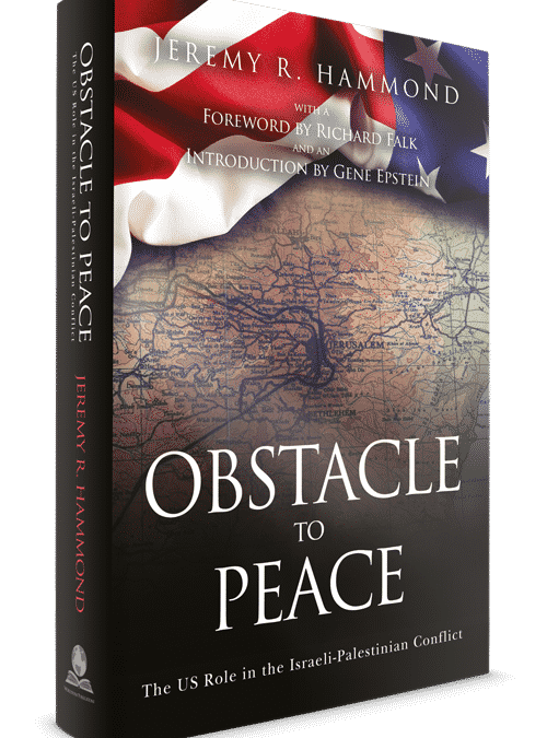 Dissident Voice's Review of Obstacle to Peace