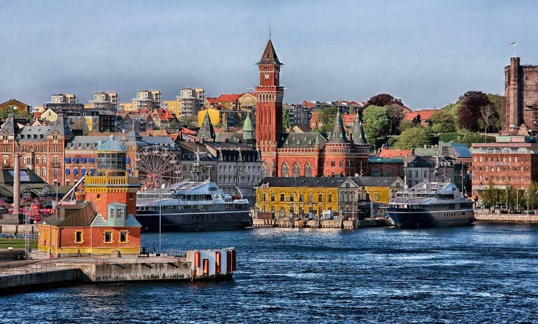 Is Denmark proof free markets don't work as well as unfree?