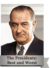 The Presidents: Best and Worst