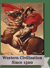 Western Civilization Since 1500