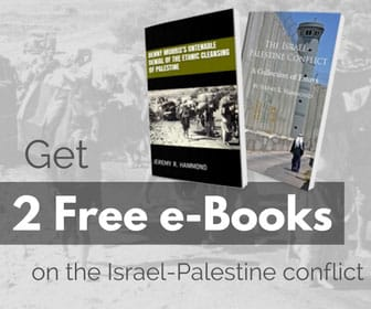 Get 2 Free e-Books on the Israel-Palestine conflict