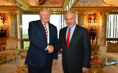 Why Netanyahu and Trump Are Good for the Palestinians