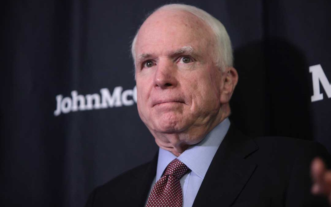 John McCain on Syria: Do more of what caused the problem!