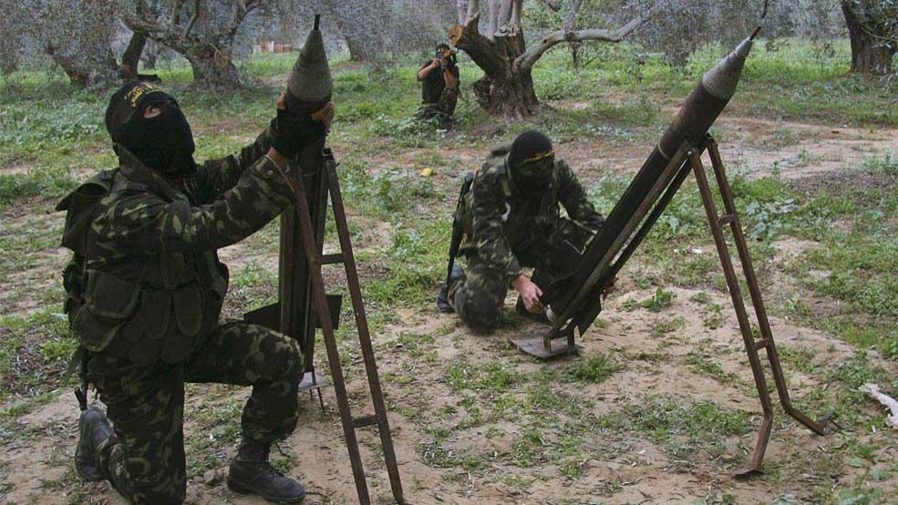 New York Times Lies That Hamas Has Been Firing Rockets at Israel