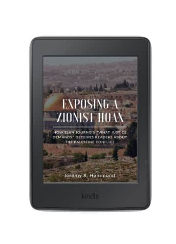 exposing zionist hoax kindle