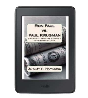 Ron Paul vs. Paul Krugman Kindle edition