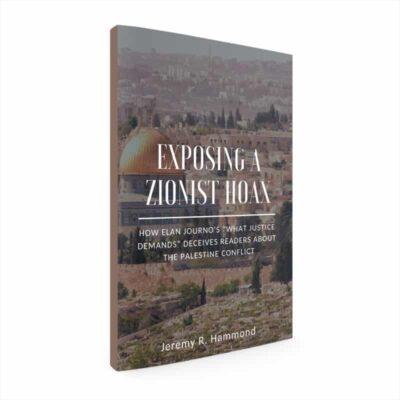 exposing zionist hoax