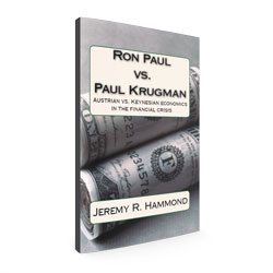Ron Paul vs Paul Krugman