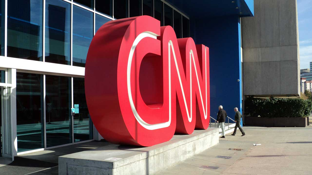 CNN Center (Photo by Patrick Crean, licensed under CC BY 2.0)