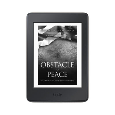 Obstacle to Peace - Kindle edition